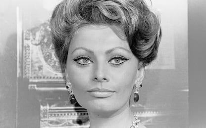Sophia Loren compie 86 anni: le foto di ieri e di oggi