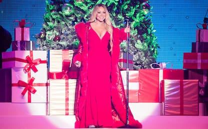 Mariah Carey: il video virale con cui dà il via al Natale