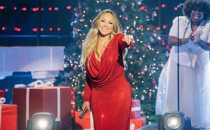 Mariah Carey infrange un nuovo record su Spotify