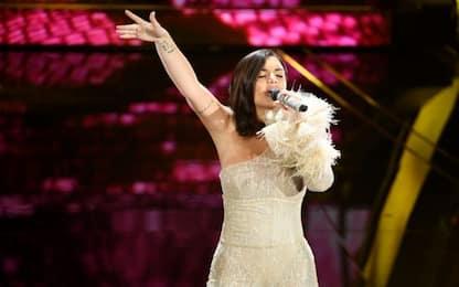 Sanremo 2020, Elettra Lamborghini in duetto con Myss Keta