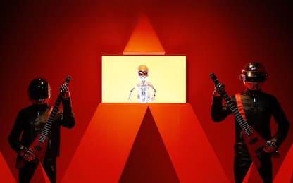 La colonna sonora del film di Dario Argento è dei Daft Punk