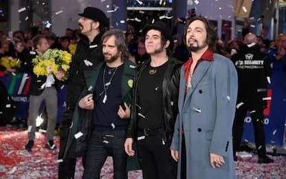 Le Vibrazioni, la carriera del gruppo pop rock italiano