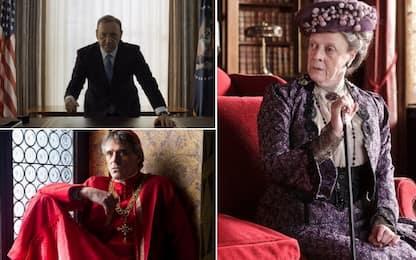 Oscar, gli attori premiati dal cinema alla tv