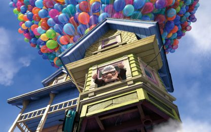 Up, Sky vola alto con Disney Cinemagic