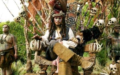 Pirati dei Caraibi, tutti i segreti della Saga
