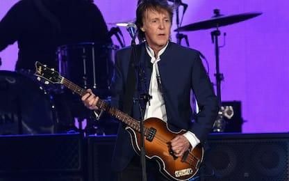 Paul McCartney, svelato il look del nuovo Pirata dei Caraibi