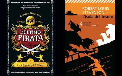 Libri sui pirati, fatene tesoro!