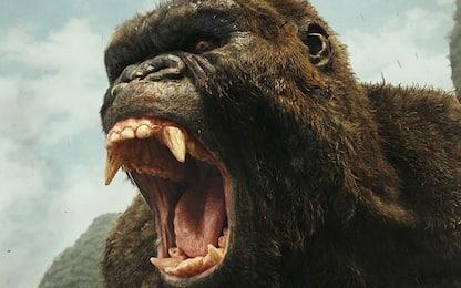 Kong: Skull Island, il l Re dei gorilla è solo su Sky Primafila