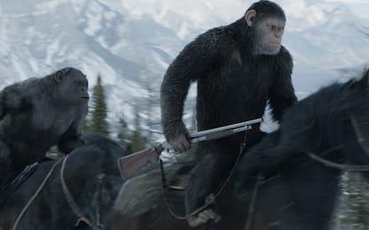 Il Pianeta delle Scimmie scongiura la maledizione del terzo film