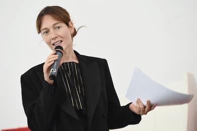 """Cristiana Capotondi: """"Il cinema bisogna farlo conoscere"""""""