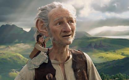 'Il GGG- Il Grande Gigante Gentile': la favola firmata Spielberg