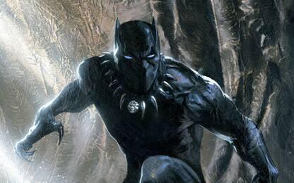 Black Panther, VIDEO e FOTO aspettando il full trailer