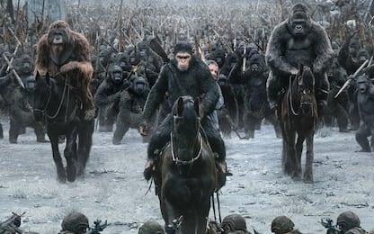 Il Pianeta delle scimmie: quante conosci la saga? RISPONDI AL QUIZ