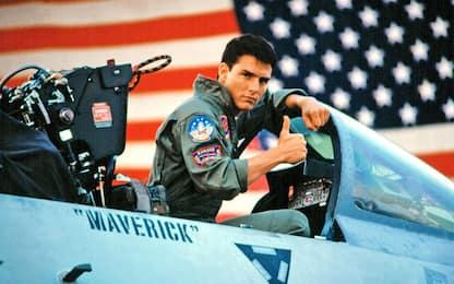 "Tom Cruise twitta ""day one"", al via riprese Top Gun 2"