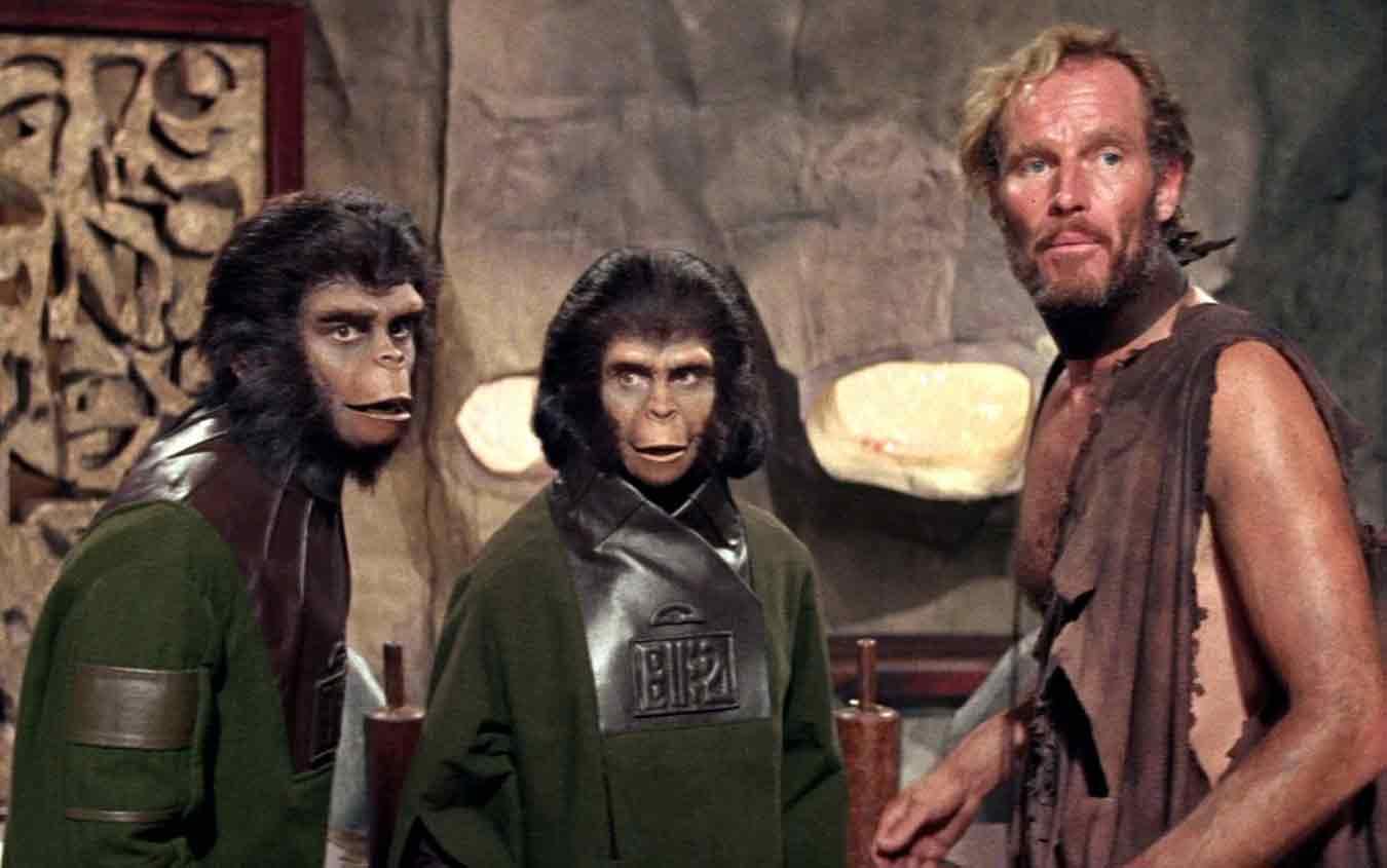 Il pianeta delle scimmie nella cultura pop fino al marketing ante ...