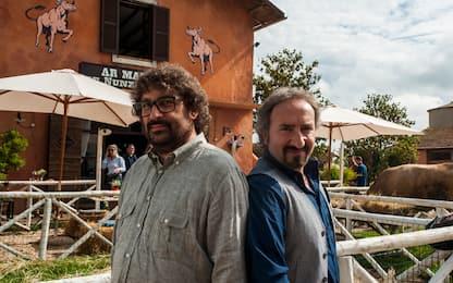 """""""Non è vero ma ci credo"""" al cinema. L'intervista a Nunzio e Paolo"""
