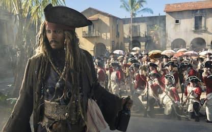 Pirati dei Caraibi verso il reboot (senza Johnny Depp)