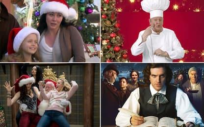 Sky Cinema diventa Christmas dal primo al 31 dicembre. Ecco la programmazione