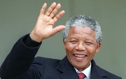 Nelson Mandela: l'omaggio di Sky Cinema Cult