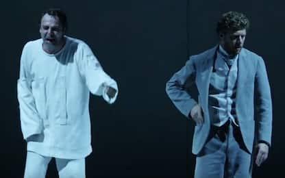 Alessandro Preziosi è Van Gogh a teatro: la recensione