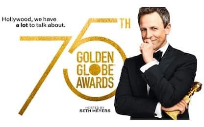 Golden Globes 2018: segui la diretta su Sky Atlantic