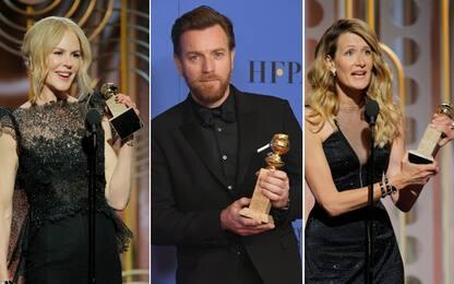 Golden Globe Awards 2018: scopri i vincitori