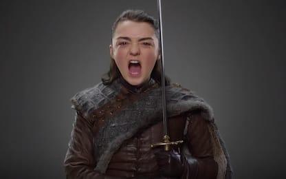 Il Trono di Spade 8, Maisie Williams racconta Arya Stark