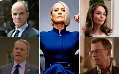 House of Cards 6, il cast