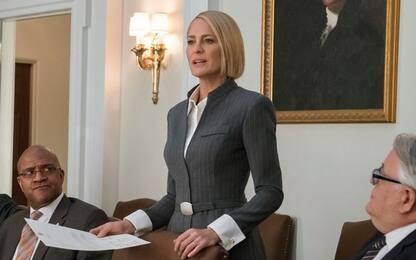 House of Cards: 5 lezioni di vita da Claire Underwood