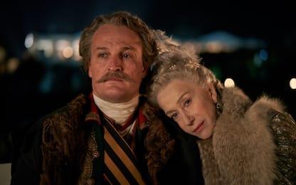 Caterina la Grande: Helen Mirren e Jason Clarke