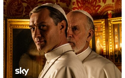 The New Pope, il cast: con Jude Law anche John Malkovich