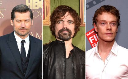 Emmy 2019: Tyrion, Jaime e Theon in nomination