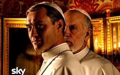 The New Pope, finalmente il teaser trailer della serie