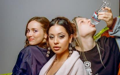 Euphoria, le foto di backstage del cast