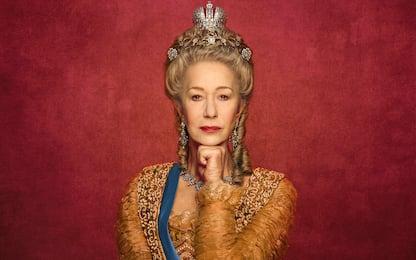 Caterina la Grande: Helen Mirren è Caterina II di Russia