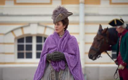 Caterina la Grande, il cast: Gina McKee è la contessa Bruce