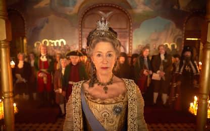 Caterina la Grande, le anticipazioni degli episodi 1 e 2