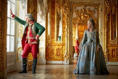 Caterina la Grande, le anticipazioni degli episodi 3 e 4