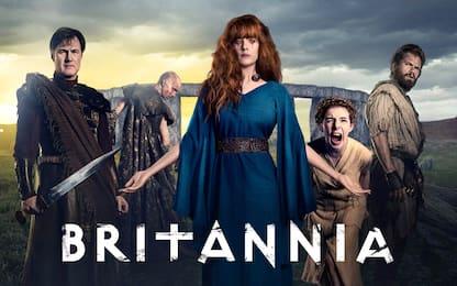 Britannia 2: la recensione della prima stagione