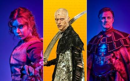 Britannia, stagione 2: il cast e i personaggi