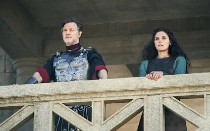 Britannia 2, le foto dei primi due episodi della serie tv