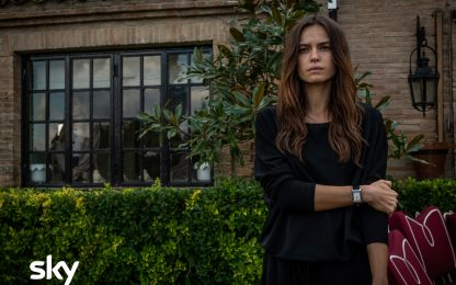 Diavoli, l'intervista a Kasia Smutniak