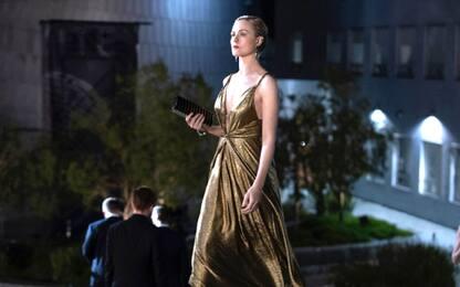 Westworld 3, tutti pazzi per il vestito dorato di Dolores