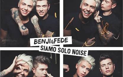 EPCC, arriva l'entusiasmo di Benji e Fede con Siamo Solo Noise