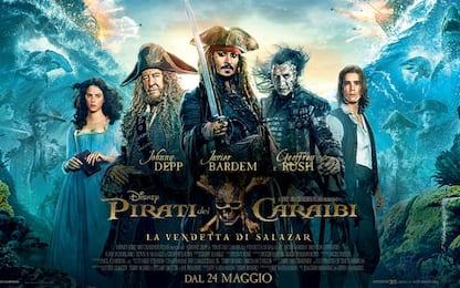 Pirati, spiegate le vele verso le location della saga