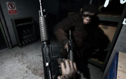 Crisis on The Planet of the Apes: diventare una scimmia grazie alla VR