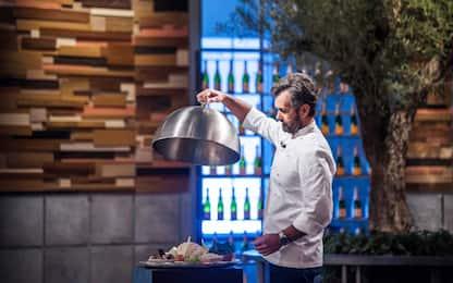 Hell's Kitchen 5: La Pina ed Emiliano Pepe ospiti di Cracco