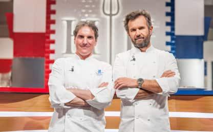 Hell's Kitchen 5, anticipazioni: l'ospite è Pino Lavarra