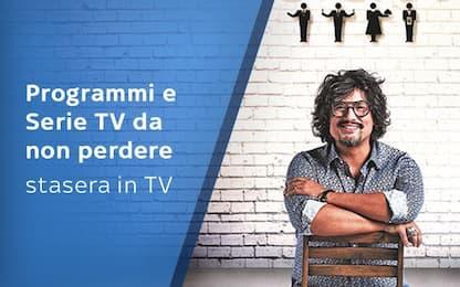 Programmi TV da non perdere stasera, mercoledì 5 dicembre