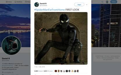 Spiderman: Far From Home, prima IMMAGINE
